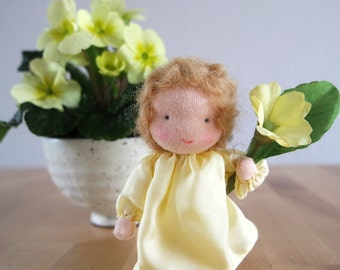 Primrose - Flower Child for the Nature Table of Spring