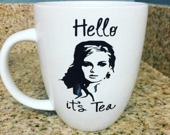 Hello, It's Tea Mug