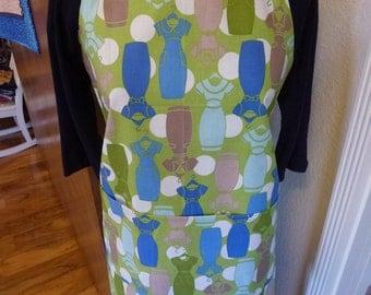 Dress Themed Apron