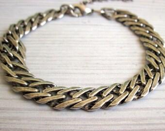Mens Silver Bracelets - Mens Bracelet - Men's Jewelry - Jewelry For Men - Bracelets For Men - Gift for Him - Men's Gifts