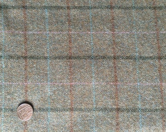 Country Wool Check fabric