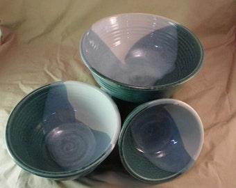 Set of 3 Nesting Bowls