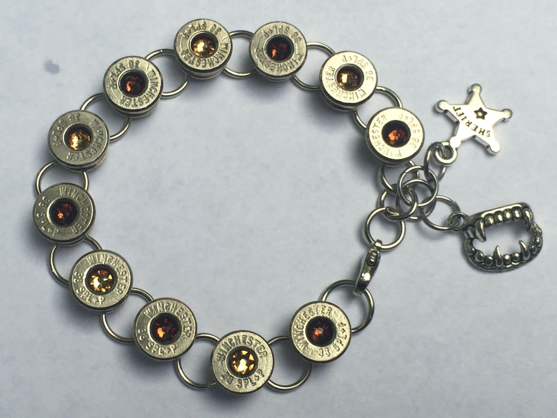 the jody mills winchester bullet casing bracelet