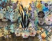 Buddha Art, Desert Home D...