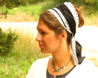 Classic headscarf ,tichel,Hair Snood, Hair Scarf,Head Covering,jewish headcovering,Scarf,gift idea