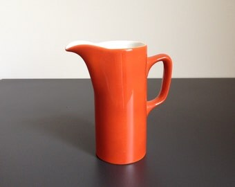 Freeman Lederman Kenji Fujita-Designed Creamer in Orange