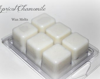 Apricot Chamomile Scented Wax Melts