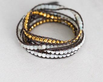 Harper Wrap Bracelet - 030600006