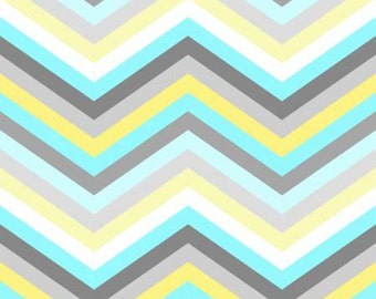 SALE!  Chevron fabric by the yard - Multi Chevron Fabric - Modern fabric - Quilt Fabric - Fat Quarter bundle - Sale Fabric - On Sale Now