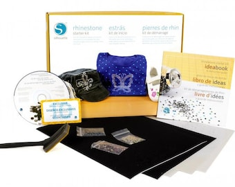 Silhouette Rhinestone Starter Kit - A 39.99 Value