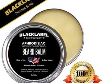 Aphrodisiac Beard Balm