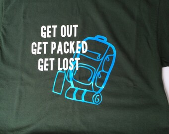 Backpacking Shirt