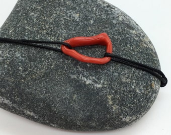Corsica red coral bracelet 1st choice certified