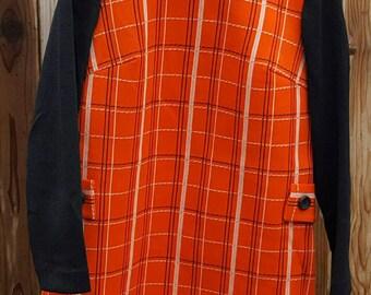 Vintage retro Nardis Mini Dress
