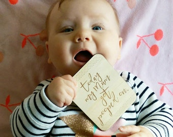 Milestone Cards - To Laugh or Cry Milestone cards