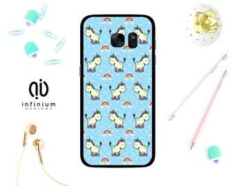 Cute Unicorn Case For Samsung S8, iPhone 7, iPhone 7 Plus, 6S, 6 Plus, SE, 5S, Touch 6, S8 Edge, S7, S7 Edge, Galaxy J5, Galaxy J3, A3 & A5