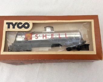 Tyco shell train
