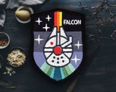 The Falcon Patch (Free Shipping US)