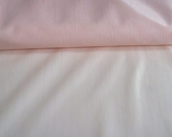 """Peach voile Fabric 135cm (54"""") wide voile polyester"""