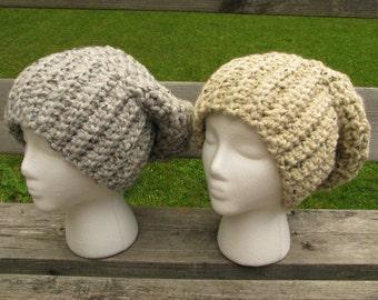 Women's slouchy hat winter hat