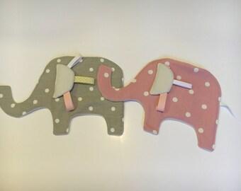 Elephant Blankie, tag, comfort blanket, comforter, labels or snuggle blanket .