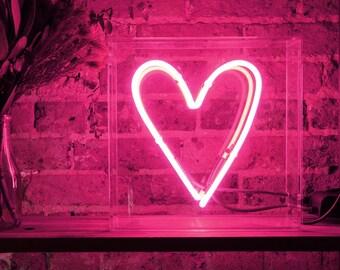 Heart Neon Light - PRE-ORDER