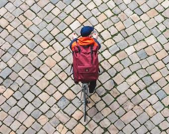Rolltop Backpack | Rucksack | Big Johnny