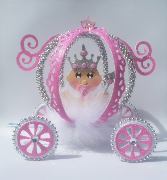 Royal Princess Baby Carriage Royal Baby Theme Baby Shower