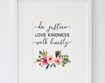 Do Justice Print