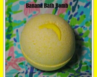 LUSHish XL 3 inch Banana Bath Bomb