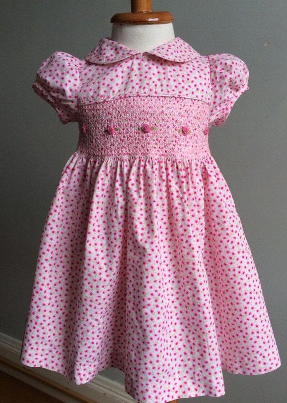 Vintage Baby Dress Vintage Laura Ashley Dress
