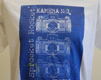Photography - Sprocket Rocket- Camera - T-shirt