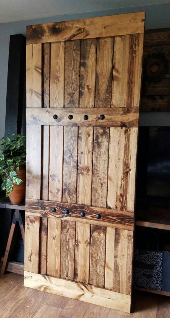 interior barn door sliding wooden door barn door with hardware farmhouse style barn door rustic wood headboard barn door package