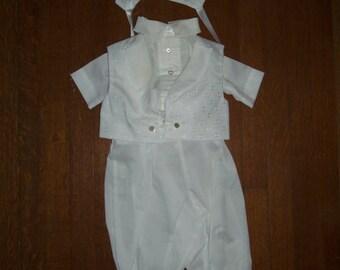 Children's Tux 12 Months.