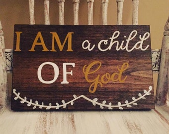 Inspire Collection 04: I am a child of God