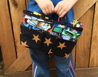 The Carry All Organiser Caddy PDF Sewing Pattern