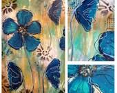 Flowers, Flowers Everywhere - Online Workshop with Kara Bullock