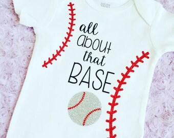 Baseball baby. Baby baseball. Baby baseball shirt. Baby baseball outfit. All about baseball. Baby girl. Baby boy.