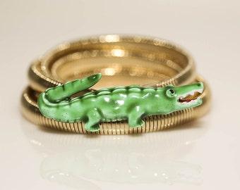 Alligator Coil Belt