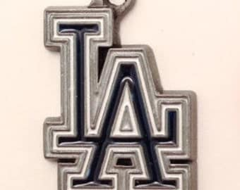 Los Angeles Dodgers Charm