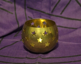 Star Candle Holder
