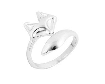 Ring Silver Fox
