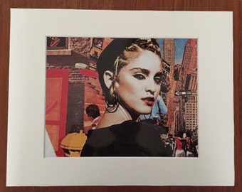 Vintage Madonna 1982 Everybody 8 x 10  image
