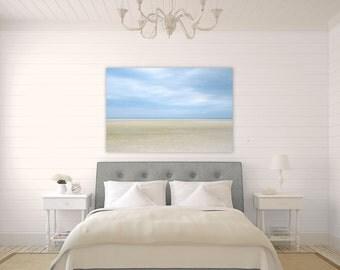 Cape Cod ~Chapin Beach, Dennis, MA, Canvas Gallery Wrap, Abstract, Beach, Photography, Nautical, Coastal Home Decor, No Frame Needed,Artwork