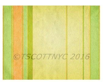 vintage wallpaper background digital download photograph,instant print,composite,original artwork,stripes,pastel,green, yellow,pattern,aged,