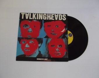 Talking Heads - Remain in light, vinyl record album
