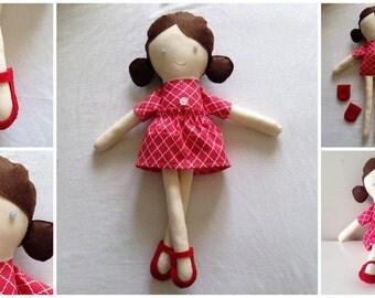 Rag Doll- 'Scarlett'
