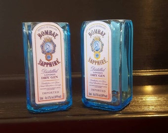 Bombay Sapphire shot glass  (set of 2)