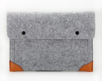 "NEW (2016) MacBook Pro 13"" case MacBook MacBook felt case New Pro 13 leather case New MacBook Pro13 2016 MacBook Pro case-TFL215"