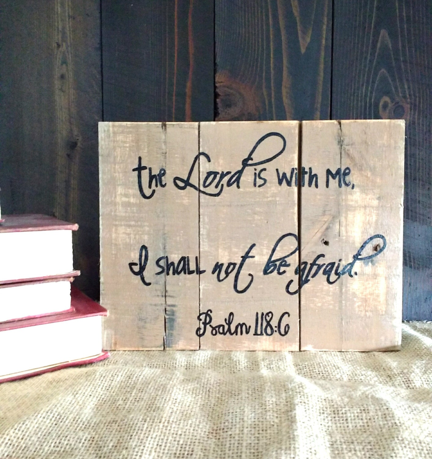 Bible verse pallet wall decor rustic bible verse wall for Home decor survivor 5